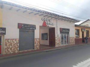casa en centro de loja
